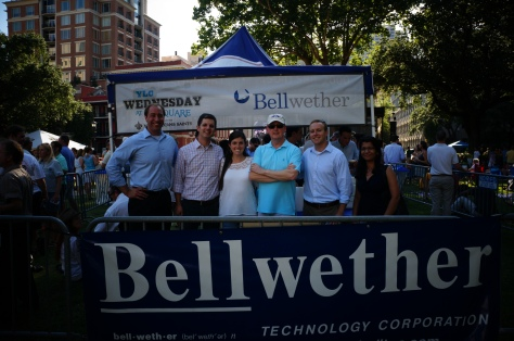 LEH VP for Institutional Advancement Jeff Hale joins Bellwether staff in Lafayette Square
